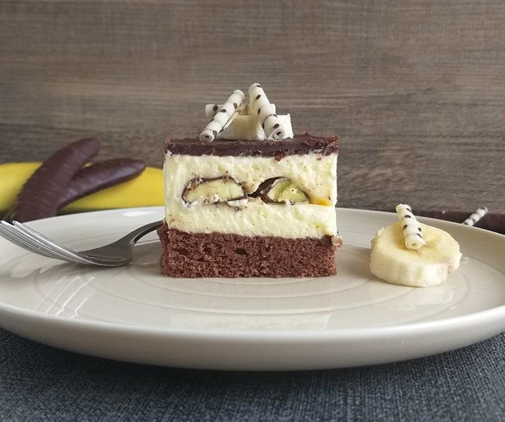 Rezine s čokoladnimi bananicami slika sredina recept