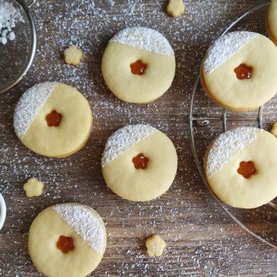 Mandljevi piškoti z marmelado recept naslovna slika
