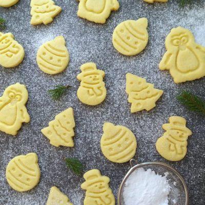 Vaniljevi piškoti z odtisom slika recept naslovna